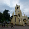 Shimla's famous landmark: Christ Church