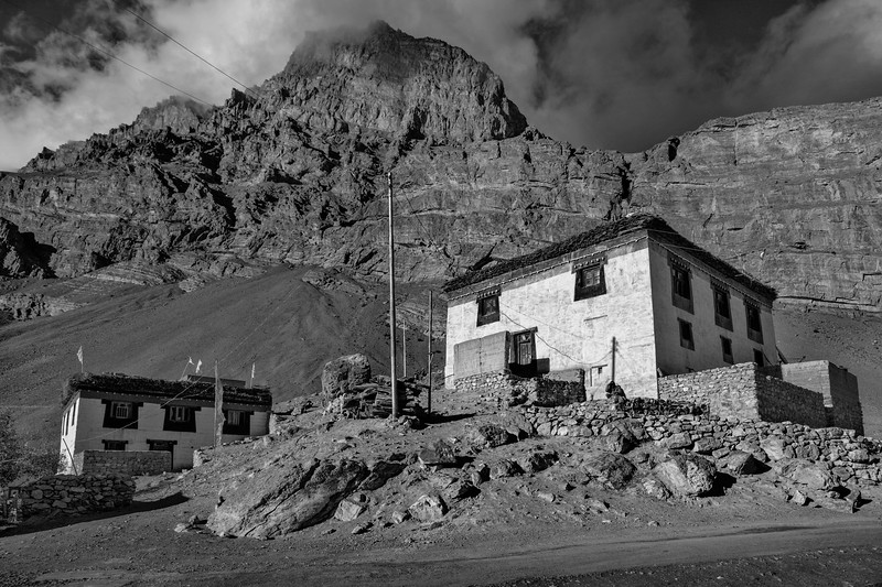 Village in Spiti Valley