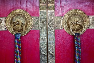 Gates of Ki monastry