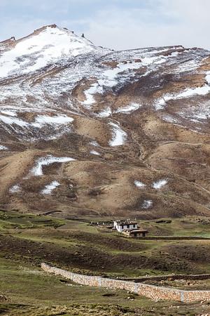 Gete village, Spiti Valley, Himachal Pradesh