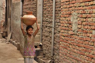 funny little potter girl