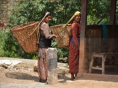 smiling village porters