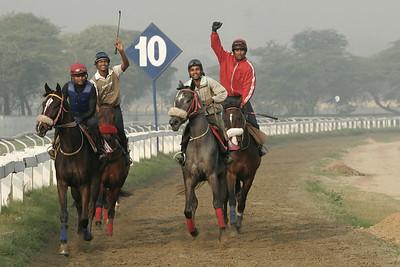Race Course, Delhi