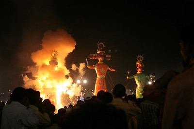 Dusshera Festival, Red Fort, Delhi