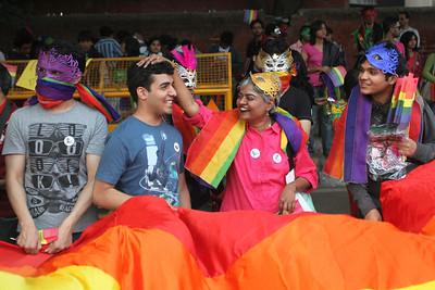 Pride Parade, New Delhi
