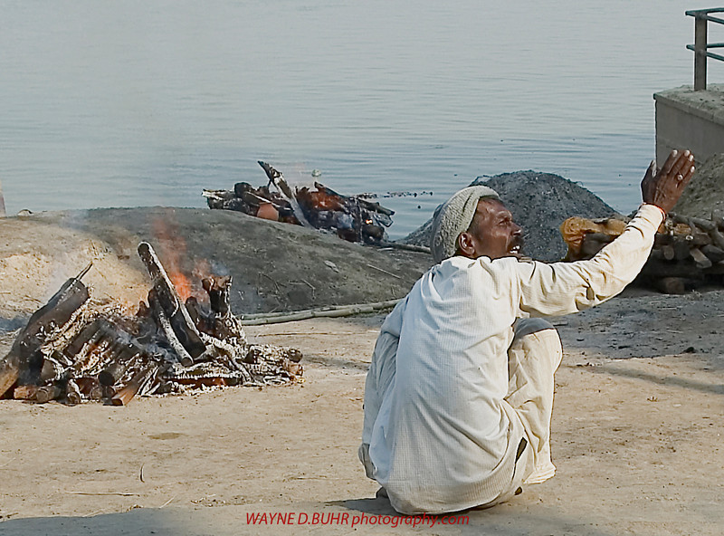 ALLAH!.....why have you taken my loved one?<br /> <br /> VARANASI,INDIA
