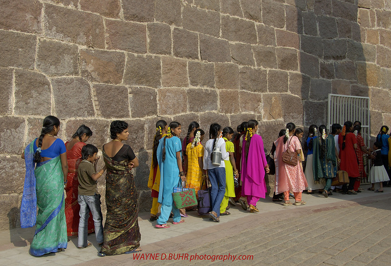 Golkonda Fort,Hyderabad,India