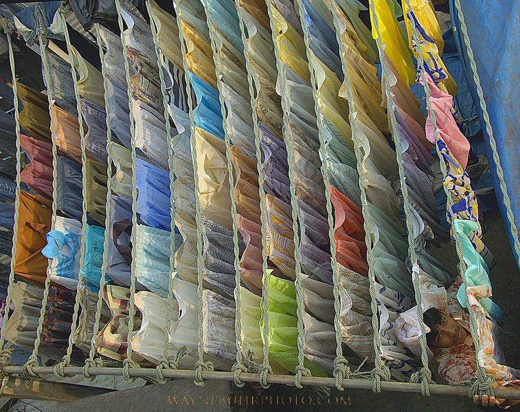 Mahalaxmi Dhobi Ghat,Mumbai,India