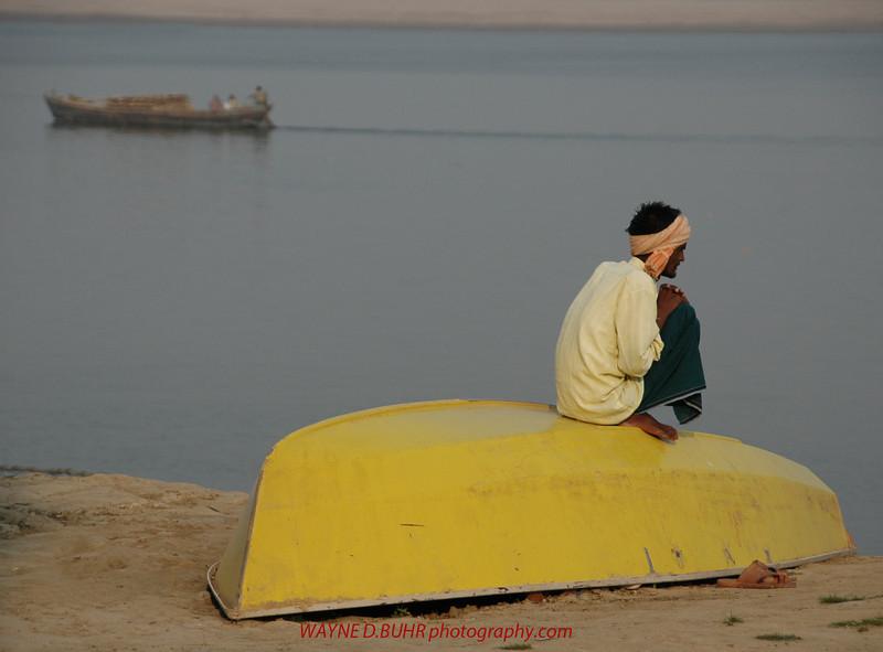 Ganges,Varanasi,India