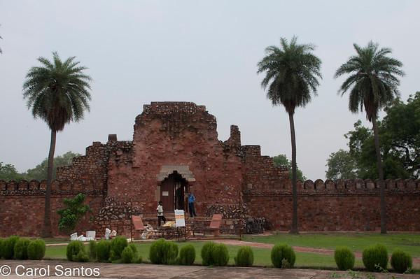 India Humayun's Mausoleum