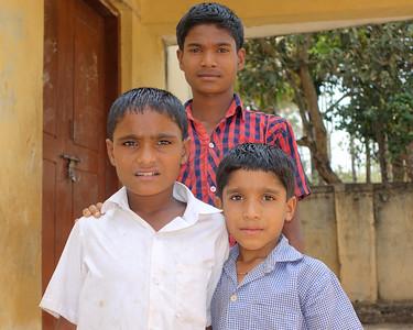 India - Kabini Villages 1502