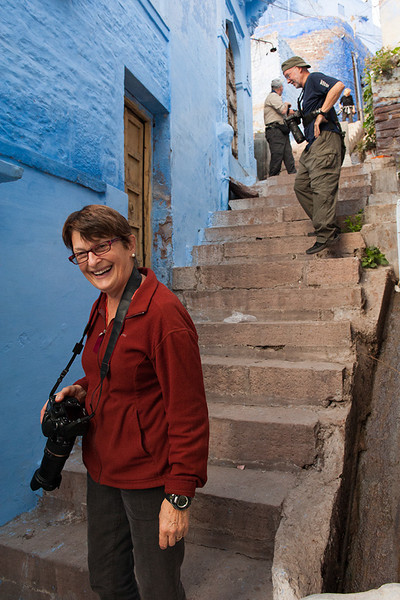 Margaret and Ken, Jodhpur