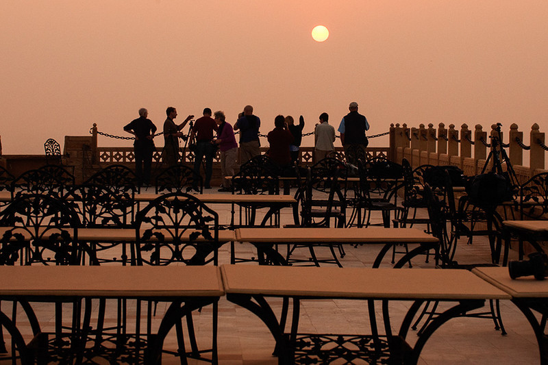Sunrise shoot, Jaisalmer