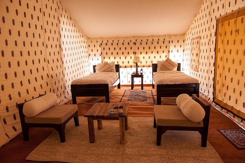 Aagman Tented Camp, Pushkar