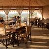Dining Tent, Manvar Camp