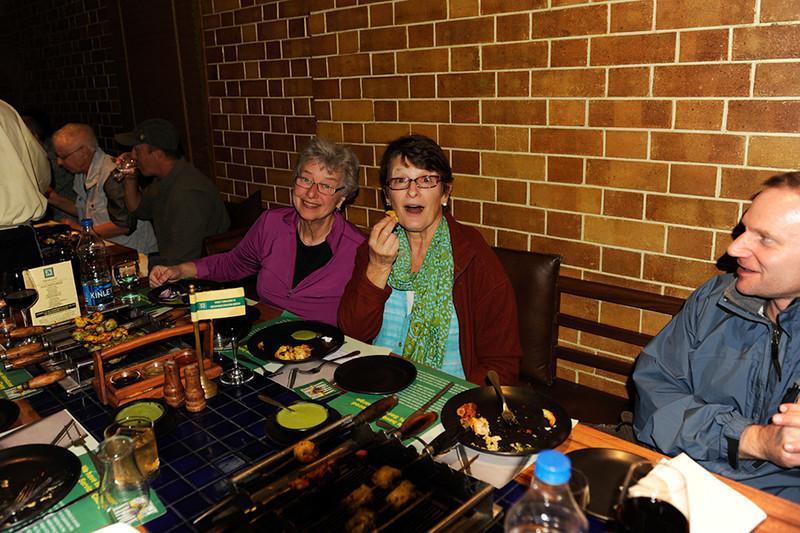 Dinner at Barbeque Nation, Jaipur