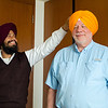 Mandeep and Roger, Amritsar