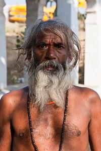 A Sadhu Pushkar