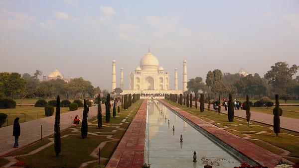 India - Uttar Pradesh - Agra - The Taj Mahal