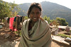 A beautiful Indian women Gopi and I met on our 2 day bicycle trip northeast of Rishikesh, India.
