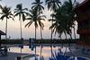View from hotel Samurai, Kovalam near Trivandrum