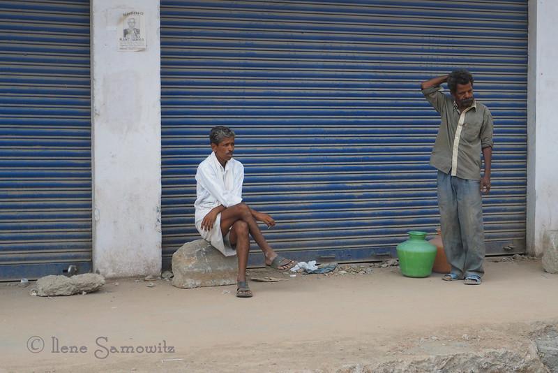 In Bangalore