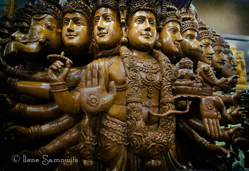 Sandalwood  Statues in Bangalore