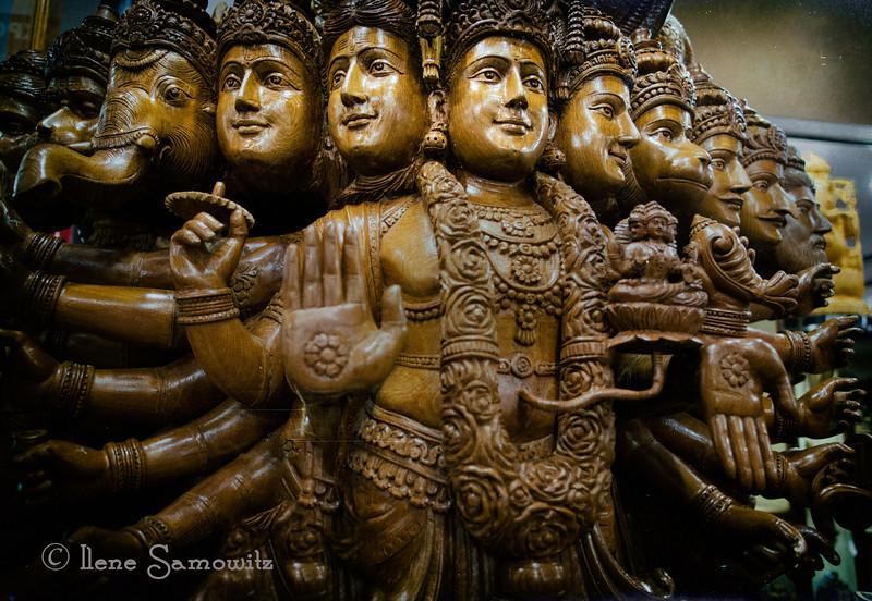 Sandalwood  Statues in Bangalore