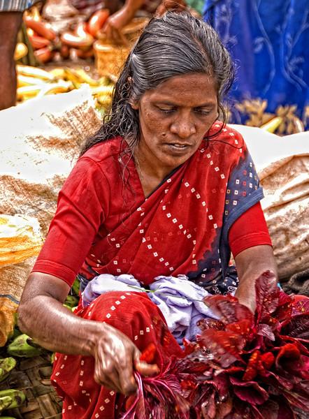 Market Trader Tamil Nadu