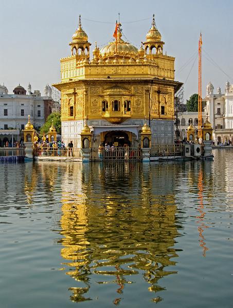 Golden Temple Punjab India