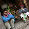 Waiting, Darjeeling, India.