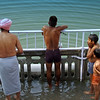 Bathing Time at Golden Temple Amritsar