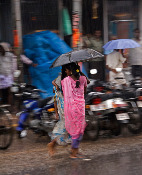 Monsoon Rain Kerala