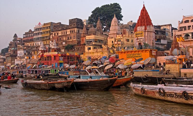 Cruising on the Ganges