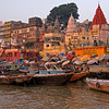 Cruising on the Ganges