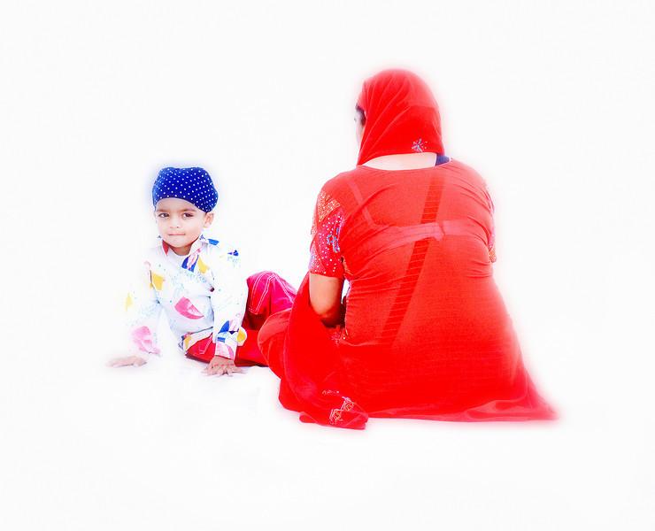Sikh Family Punjab