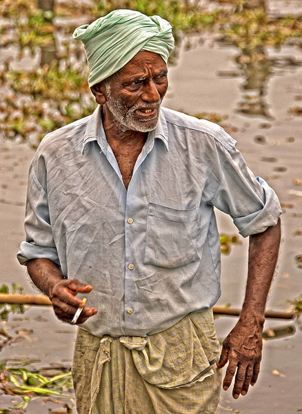 The Old Fisherman Kerala