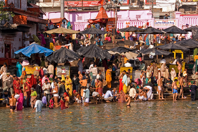 Life On The Ganges