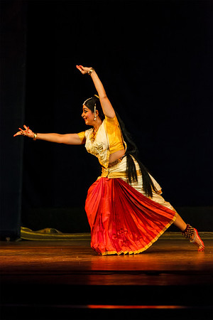 Bharatanatyam -  classical Indian dance