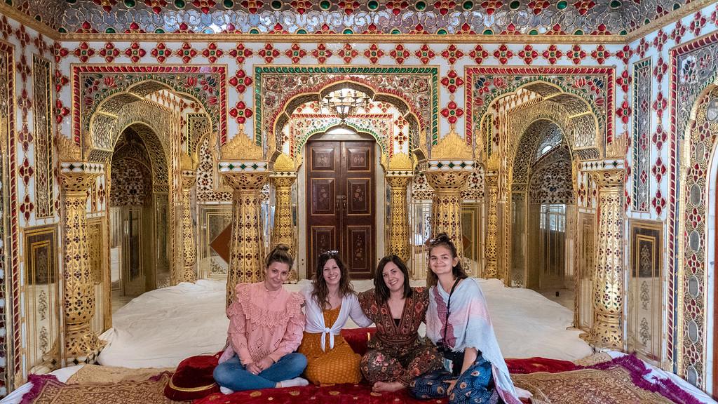 Vegan travel in India - Jaipur