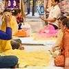 Picking Out a Sari