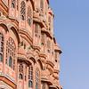 Windows of Hawa Mahal Palace