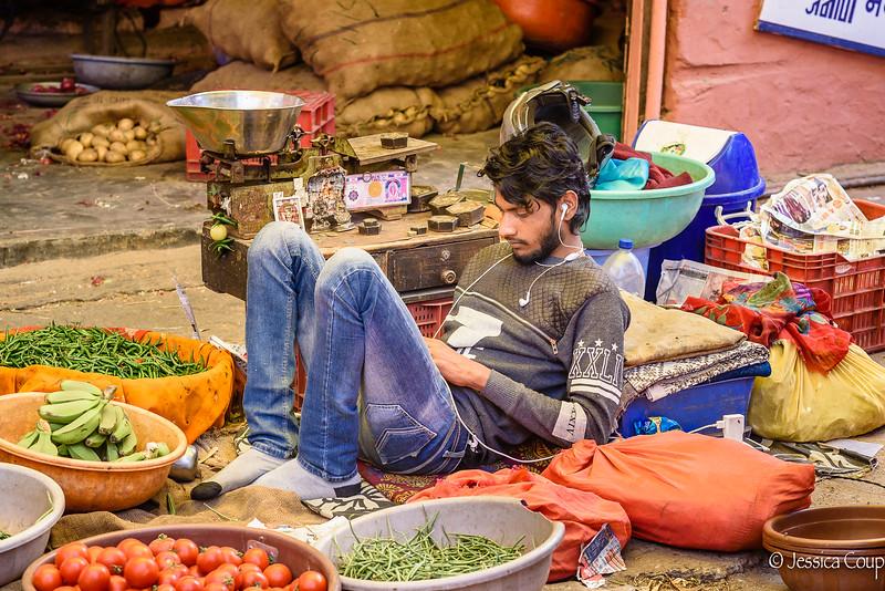 Relaxed Seller