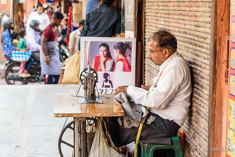 Tailor on the Street