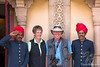 Jaipur City Palace Guards