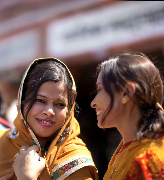 Celebrant II, Hindu Festival, Jaipur