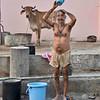 Morning Shower in Ajmer