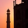 Sunrise at the Taj