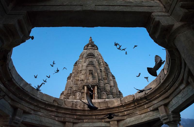 Amer temple
