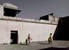 Courtyard, Fatehpur Sikri, India